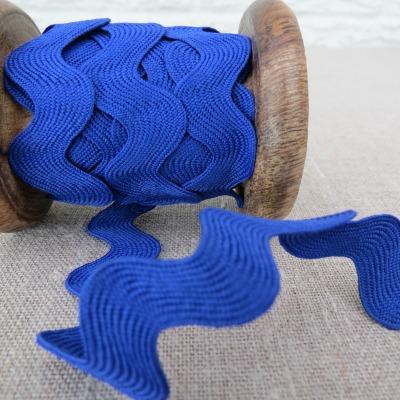 May Arts ~ Jumbo Ric Rac ~ Royal Blue