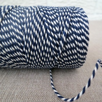 Beautiful Bakers Twine ~ Navy Blue