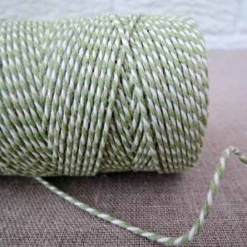 Beautiful Bakers Twine ~ Sage Green