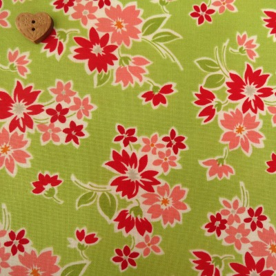 Moda Fabrics ~ Miss Kate ~ Spring Apple