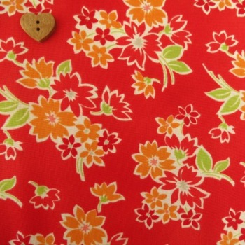 Moda Fabrics ~ Miss Kate ~ Spring Red