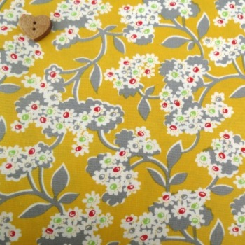 Windham Fabrics ~ Mimosa ~ Blossoms in Yellow