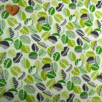 Windham Fabrics ~ Mimosa ~ Leaves in Lime