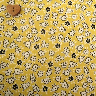 Windham Fabrics ~ Playdate ~ Blossom Flower Yellow