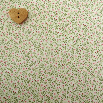 Sevenberry Fabric ~ Floret in Pink