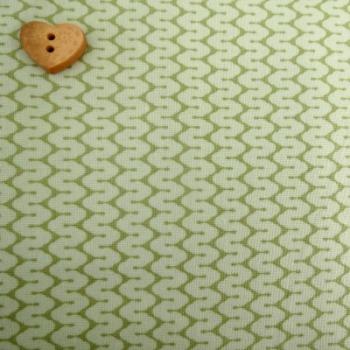 Tilda Fabric ~ Yarn Olive