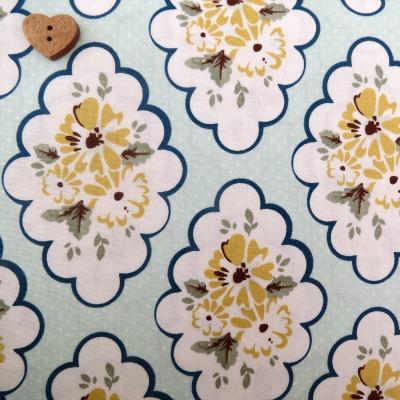 Riley Blake ~ Wiltshire Daisy ~ Wiltshire Floral Blue