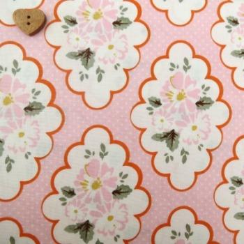 Riley Blake ~ Wiltshire Daisy ~ Wiltshire Floral Pink