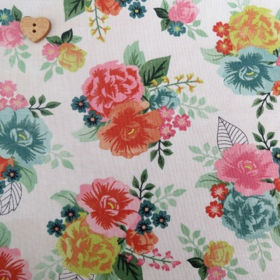 Moda Fabrics ~ Fresh Cut ~ Gardenia Row