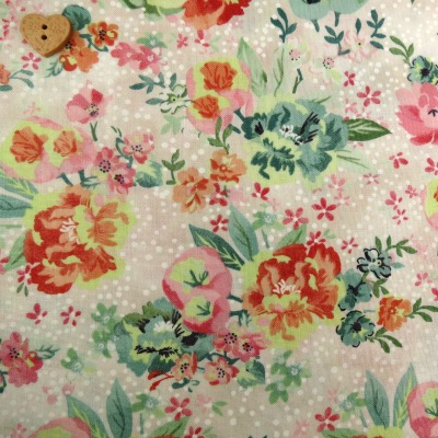 Moda Fabrics ~ Fresh Cut ~ Peony District