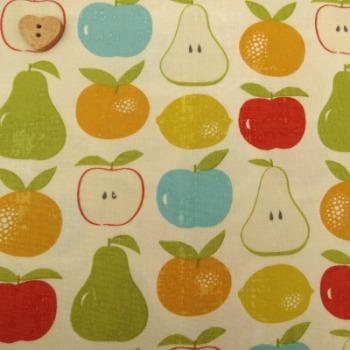 Moda Fabric ~ Garden Project ~ Mixed Fruit