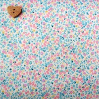 Penny Rose Fabrics ~ 30's Minis ~ Floral Blue