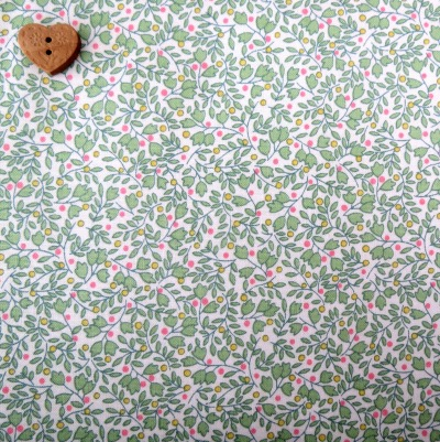 Penny Rose Fabrics ~ 30's Minis ~ Leaves Green