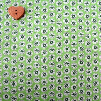 Penny Rose Fabrics ~ 30's Minis ~ Petals Green
