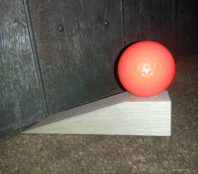 Hockey Ball Door Stop