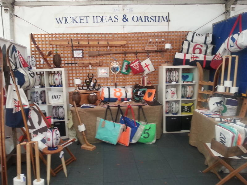 Wicket Ideas at Burghley