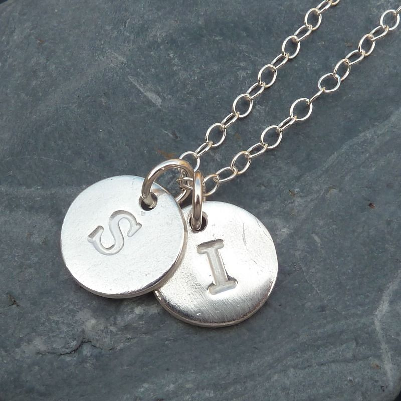 s i necklace