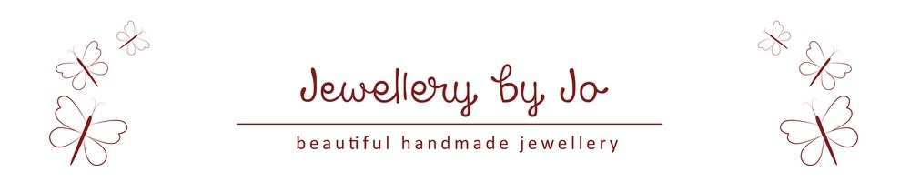 Jewellery by Jo, site logo.