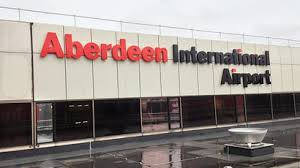 Private Taxi from St Andrews to Aberdeen airport (maximum 6 passengers subj