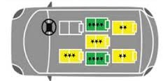davidson taxi transfers mpv seat configuration