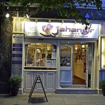 Jahangir Restaurant, St Andrews