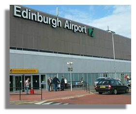 Edinburgh airport Davidson Taxi Transfers
