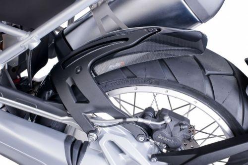 BMW R1200GS Adventure (2013 onwards) Rear Hugger: Carbon Look 074262A