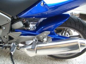 Honda CBF1000 (06-09) Rear Hugger: Metallic Blue 071700D