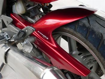 Honda CBF1000 (06-09) Rear Hugger: Metallic Red 071700E
