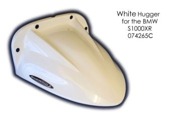 BMW S1000XR (15+) Rear Hugger: Gloss White 074265C