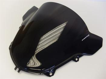 BMW K1200R Sport (07-08) Double Bubble Screen: Smoke X-440191F