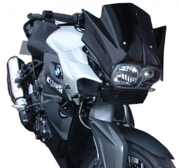 BMW K1200R / K1300R (05+) Batman Screen: Carbon X-244100
