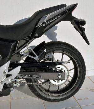 Honda CB500X (13+) Hugger: Unpainted X-730100134