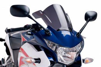 Honda CBR250R (11+) Double Bubble Screen: Smoke X-410045F