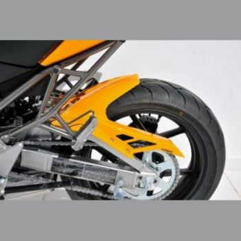 Kawasaki Versys 650 (15+) Rear Hugger: Metallic Black Grey Flake (Metallic Spark Black ) 730367089