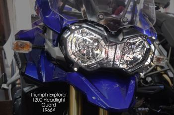 Triumph Explorer 1200 Headlight Guard 19664