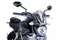 Yamaha MT07 / FZ07 (13-17) Touring Screen: Light Smoke 420093H