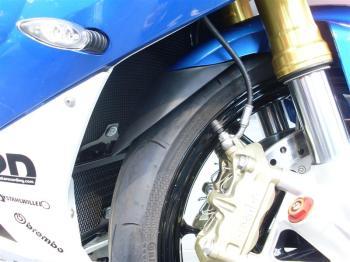 BMW S1000RR (10-18) Extenda Fenda / Fender Extender / Front Mudguard Extension  054220