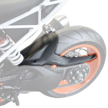 KTM 1290 SUPERDUKE R (16+) Rear Hugger Carbon Look 079306X