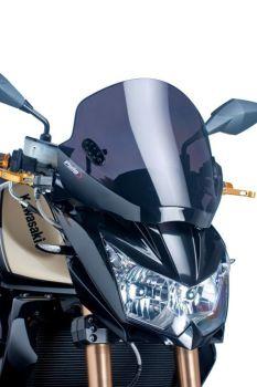 Stream Universal Windscreen, Black M5022N