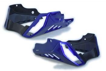 Yamaha MT10 / FZ10 Belly Pan Race Blu E890214132