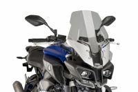 Yamaha MT10 / FZ10 Touring Screen Light Smoke M8918H