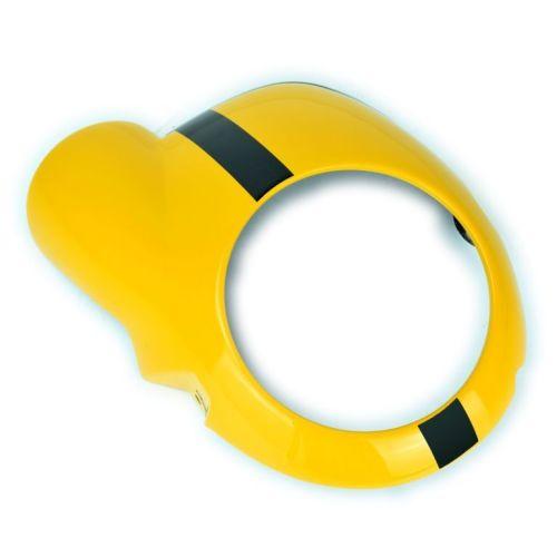 Ducati Scrambler Nose Fairing Yellow (Orange Sunshine) 250000D