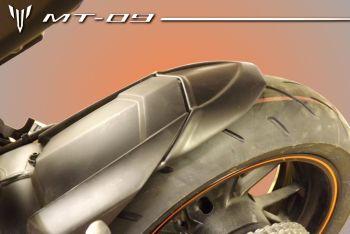 Yamaha Tracer 900 (15-17) Rear Hugger Extension: Black 072436