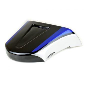 Yamaha MT10 / FZ10 (16+) Comfort Seat Cowl Yamaha Blue, Liquid Metal, Midnight Black