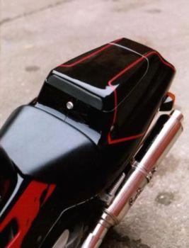 Honda VFR400 NC30 Solo Seat Cowl: Unpainted 11090U