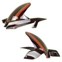 Kawasaki Z900RS (18+) Rear Hugger: Candytone Brown & Orange 073880E