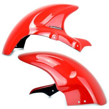 Honda CBR900 RR (96-99) Rear Hugger: Gloss Red 07106D
