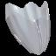 Yamaha MT07 / FZ07 Sport Nose Screen: Light Smoke (Grey) E030254121