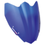Yamaha MT07 / FZ07 Nose Screen: Blue E060281121